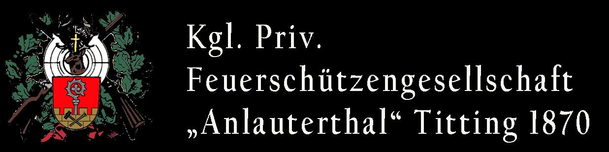 Kgl. priv. FSG Anlautherthal Titting